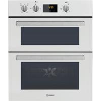 Indesit IDU 6340 WH Aria Built-Under Double Electric Oven White