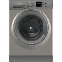 Hotpoint NSWF944CGGUKN 9kg 1400Spin ANTISTAIN 60cm Freestanding Washing Machine Graphite