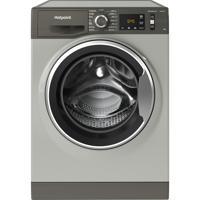Hotpoint NM11 945 GC A UK N 9kg 1351spin (  NM11945GCA ) Freestanding Washing Machine Graphite