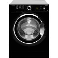 Hotpoint NM11 946 BC A UK 9kg 1400rpm Freestanding Washing Machine Black