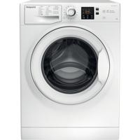 Hotpoint NSWJ 842C W UK - 8kg 1400 Spin ( NSWJ842CW ) Freestanding Washing Machine White