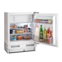 Montpellier MBUR200 123Litres Built Under Icebox Integrated Fridge White