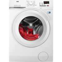 AEG L6FBK841N Freestanding Washing Machine White