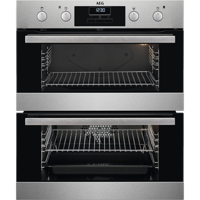 AEG DUB331110M 60cm Built-Under Double Oven Stainless steel