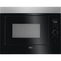 AEG MBE2658SEM 26 Litres 900W *Only 1 Left - NEW & Boxed* Built-in Microwave Stainless steel