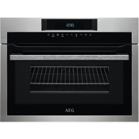 AEG KME761000M CombiQuick 43Litres 1000W Built-in Microwave Stainless steel