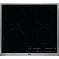 AEG IKB64401XB 60cm Induction Hob Black