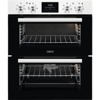 Zanussi ZOF35601WK Built-Under Double Electric Oven White