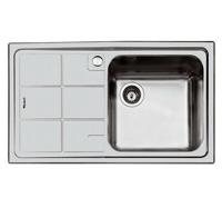 Grohe 31467SD0 S3000 Inset Single Bowl Sink Stainless steel