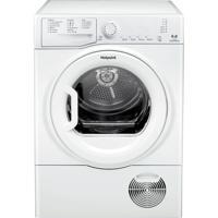 Hotpoint TCFS 83B GP (UK) Aquarius 8kg, 59.5cm Condenser Tumble ( TCFS83BGP) Freestanding Dryer White