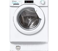 Candy CBW 48D2E 8 kg 1400 Spin Integrated Washing Machine White