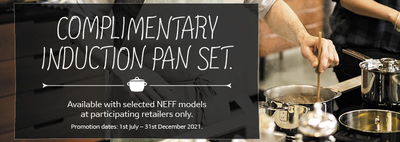 NEFF Complimentary Pan Promotion Till 31st Dec
